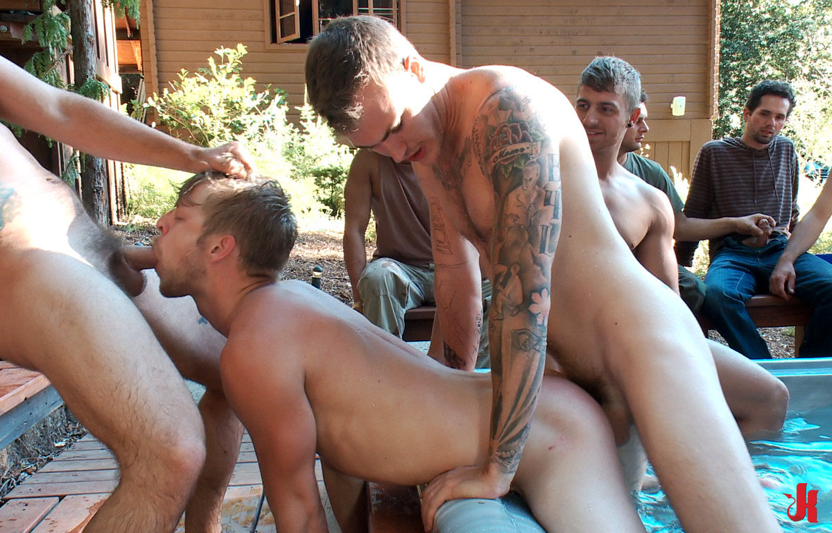 Outdoor sex for an italian tourist in bcn 9