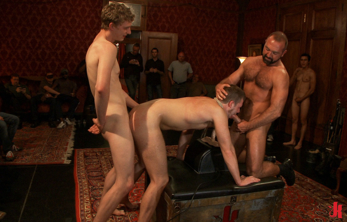 Bound men sex tgp